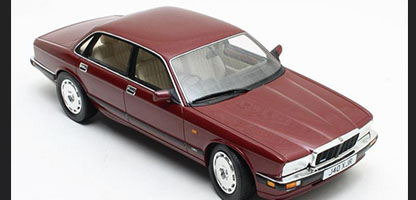 acme diecast product details 1990 jaguar xjr xj40. Black Bedroom Furniture Sets. Home Design Ideas