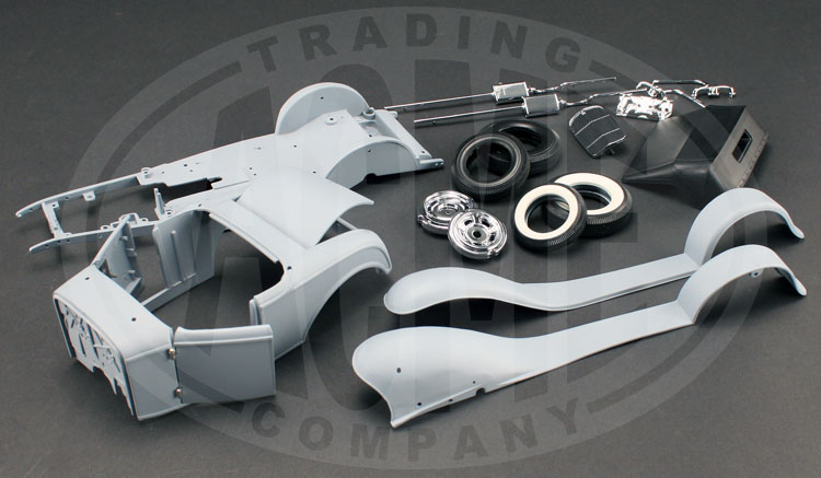 A1805002k 32 Ford Roadster Kit